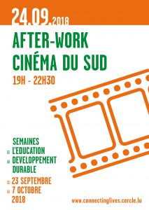 After-Work Cinéma du Sud – 24 Davids @ Centre Altrimenti | Luxembourg | District de Luxembourg | Luxembourg