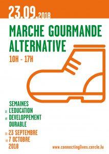 Marche gourmande alternative pour une terre nourricière @ Centre d'accueil Mirador | Steinfort | District de Luxembourg | Luxembourg