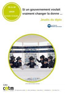 Jeudis du diplo: Si un gouvernement voulait vraiment changer la donne ... @ CITIM | Luxembourg | District de Luxembourg | Luxembourg