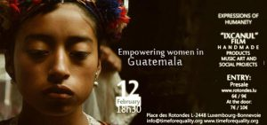 Coin livre @Empowering women in Guatemala @ Les Rotondes, Places des Rotondes, Luxembourg-GAre